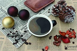 義式黑咖啡(熱)
