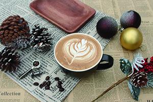 拿鐵咖啡(熱)