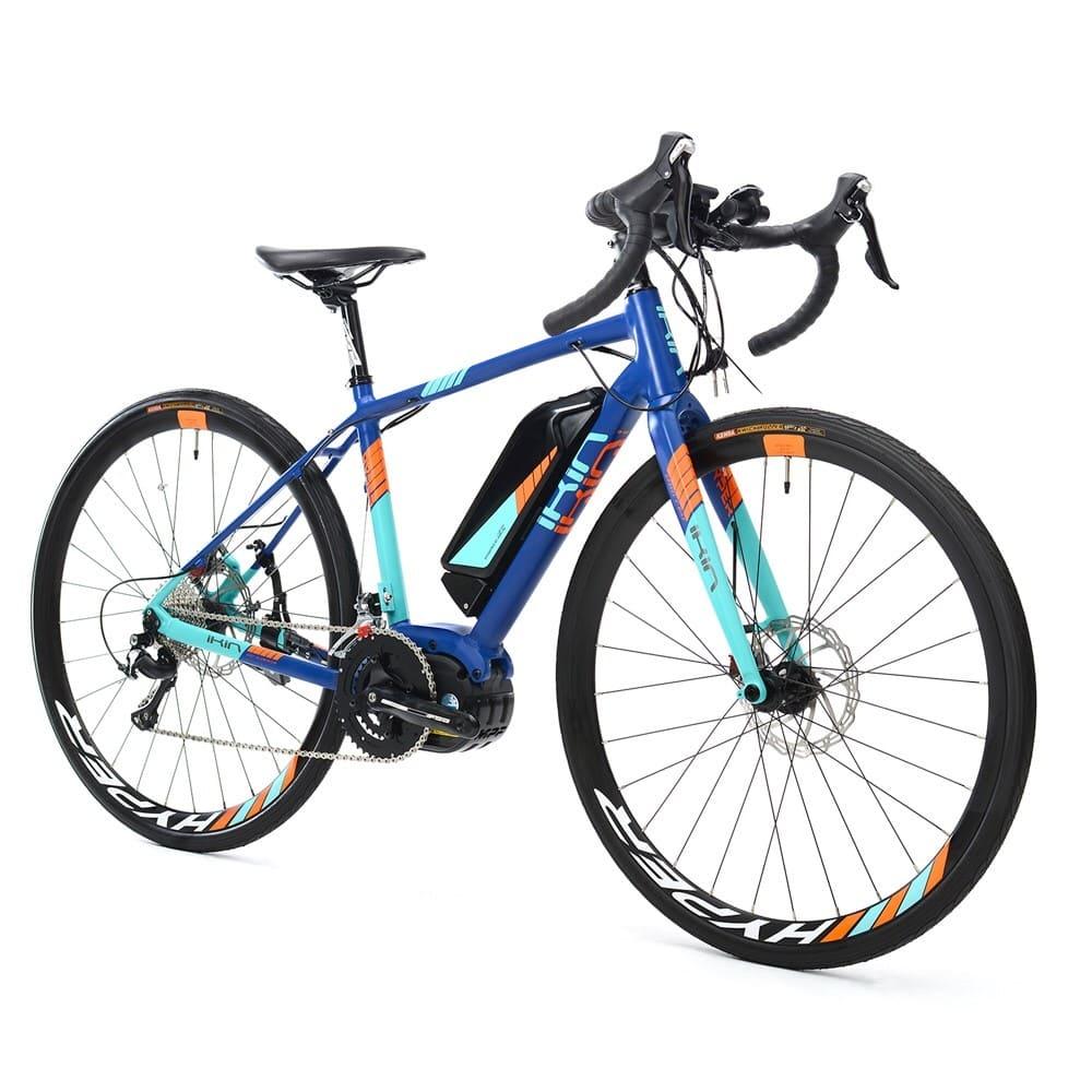 樂享學,ofami,電動輔助腳踏車,電動輔助自行車,彎把,ebike