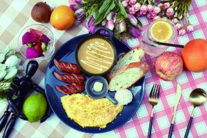 樂享學經典早午餐